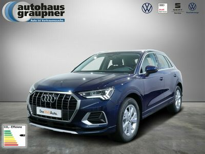 gebraucht Audi Q3 35 TFSI S tronic advanced KLIMA PDC NAVI LED