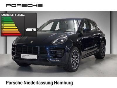 gebraucht Porsche Macan Turbo 3.6 BOSE LED Standheizung 20-Zoll
