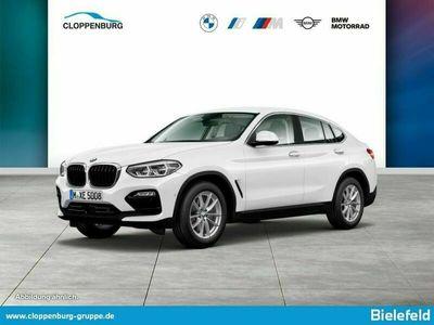 gebraucht BMW X4 xDrive20d Advantage ACC AHK Head-Up Kamera