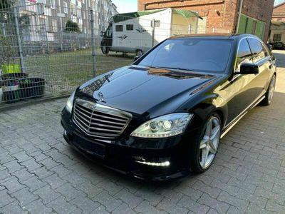 gebraucht Mercedes S500L S -Klasse Lim.4-Matic Facelift als Limousine in Duisburg