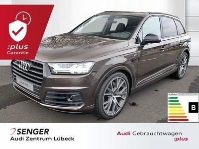 """käytetty Audi Q7 50 TDI quattro Memory LED 22"""" Leder Navi"""