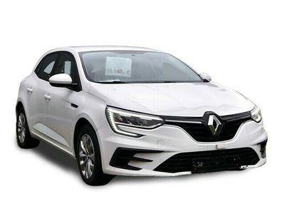 gebraucht Renault Mégane Megane5-Türer Life TCe 115 GPF Klima+Bluetooth