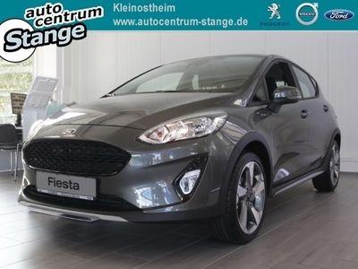 gebraucht Ford Fiesta ACTIVE 1,0l EcoBoost 6-Gang, 5-türig, Euro6d-temp