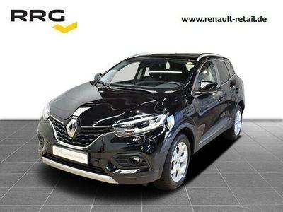 gebraucht Renault Kadjar 1.3 TCE 140 LIMITED DELUXE AUTOMATIK SUV