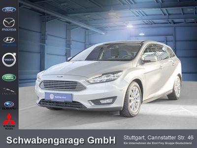 gebraucht Ford Focus Turnier Titanium Navi Sitzhzg Park-Assi