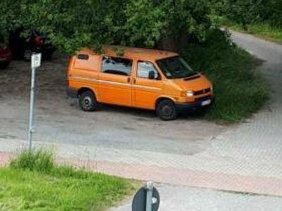 "gebraucht VW T4 Syncro TDI ,,Wohnmobil Zulassung"""