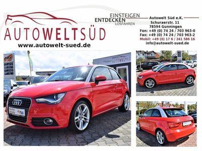 gebraucht Audi A1 1.4 TFSi S Line Sportpaket Plus Navi Xen PDC