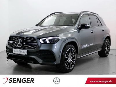gebraucht Mercedes GLE400 d 4M