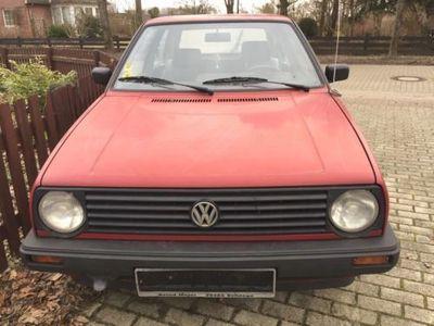 gebraucht VW Golf II zum fahren oder ausschlachten