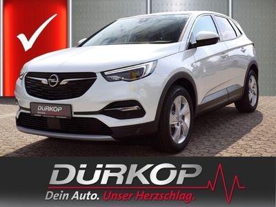 gebraucht Opel Grandland X 1.6 Turbo D INNO. Navi Voll-LED AHK