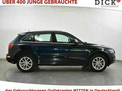 """gebraucht Audi Q5 2.0TDI quattro S Line XEN+LEDER+PANO+SHZ+18"""""""