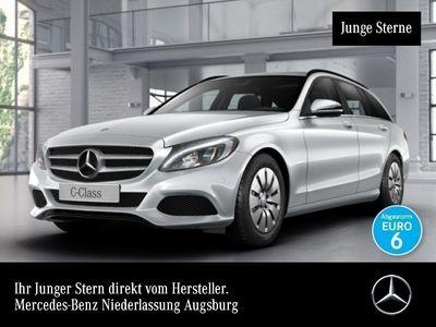 gebraucht Mercedes C220 d T LED Navi PTS Sitzh Sitzkomfort Temp