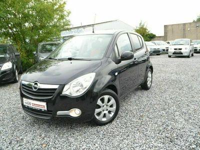 gebraucht Opel Agila B*SONDERMODELL*86 PS*KUPPLUNG+WARTUNG NEU*