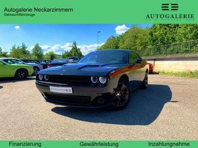 gebraucht Dodge Challenger 3.6 Automatik SXT Plus Leder/Navi/Klima/Tüv neu