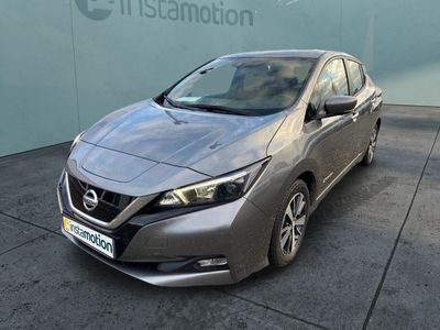 gebraucht Nissan Leaf Leaf40kWh Acenta*WINTERPAKET*360°KAMERA*KEYLESS