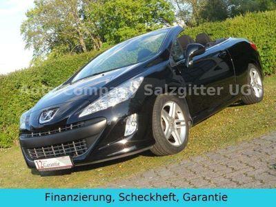 gebraucht Peugeot 308 CC Premium *ALU*WR*Tempomat*