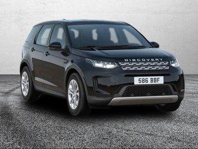 gebraucht Land Rover Discovery Sport 2.0 D150 Aut AWD 2020 18Z Nav...