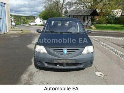 gebraucht Dacia Logan Basis 1.4