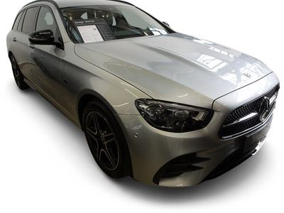 gebraucht Mercedes E300 E300 T de AMG Line Night/LED/AHK/Kamera/PDC