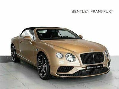 gebraucht Bentley Continental GTC V8 S von FRANKFURT Navi