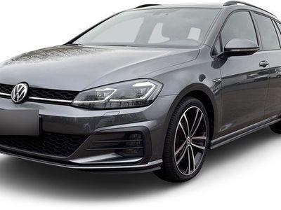 "gebraucht VW Golf VII GolfVariant ""GTD"" +LED+Navi+AHK+DCC+ACC Aktive-Info-Display+Panorama+Sitzheizung"