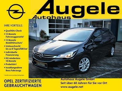 gebraucht Opel Astra ST 1.6 Diesel, PDC, Klimaautomatik, SHZ