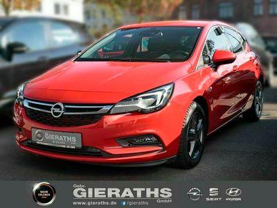 gebraucht Opel Astra 1.6 CDTI Dynamic Klimaauto Navi Kamera