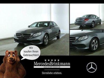 gebraucht Mercedes E200 Limousine AVANTGARDE/LED/NAVI/KAMERA/SHZ