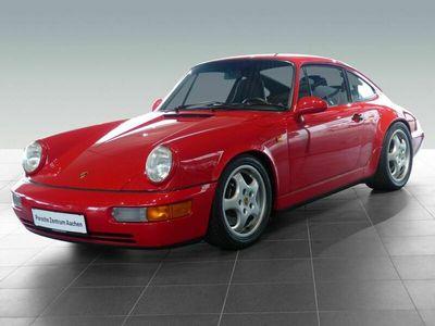 gebraucht Porsche 911 Carrera RS 964 -Scheckheft Historie