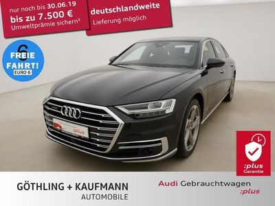 gebraucht Audi A8L 50 TDI 210kW*EUPE 141*Pano*RSE*RSR*Tour* LED Airview HUD Pano Standhzg B&O