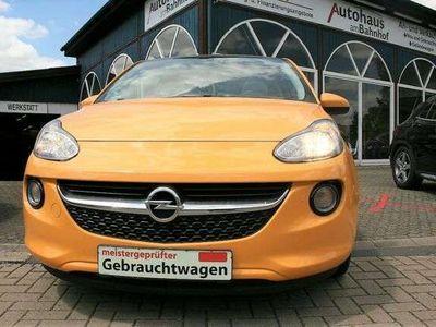 gebraucht Opel Adam 1,4 Unlimited KLIMA Panorama PDC Teilleder