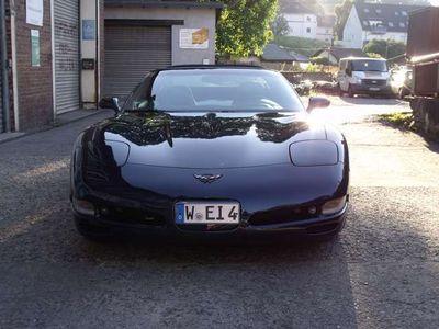 gebraucht Chevrolet Corvette Targa Navy Blue