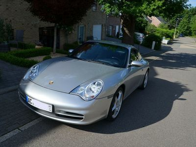 gebraucht Porsche 996 FL, 2003, 68800 Km, Scheckheft, Top Auto