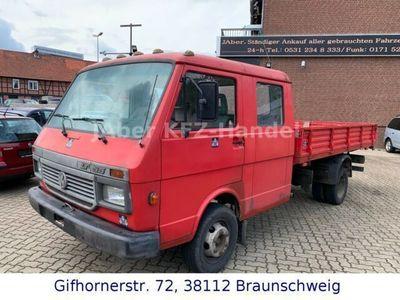 gebraucht VW LT 55 Pritsche Lang Servo 2.4L 6Sitze Tüv07.2021