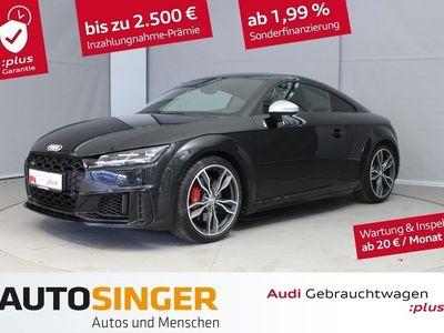 gebraucht Audi TTS Coupé qua S tronic *LED*Navi*Leder*19'*R-Cam*