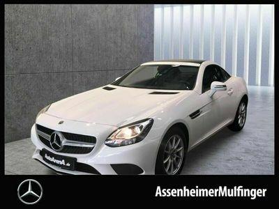 gebraucht Mercedes SLC180 **Panorama-Variodach