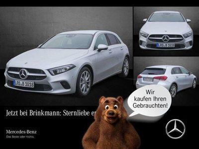 gebraucht Mercedes A180 Kompaktlimousine Progressive/LED/SHZ/Kamera