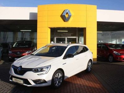 gebraucht Renault Mégane GrandTour LIMITED Deluxe TCe 140 GPF EDC