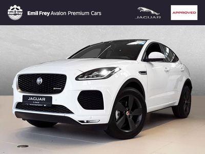 gebraucht Jaguar E-Pace D150 AWD Aut. R-Dynamic SE 110 kW, 5-türig (Diesel)
