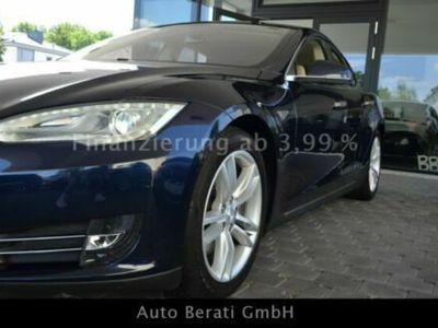 gebraucht Tesla Model S Performance P85 mit 94 Tkm*Netto 43.600