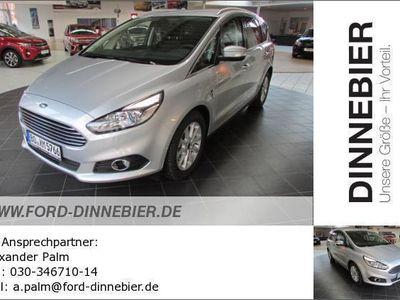 gebraucht Ford S-MAX TITANIUM 2.0 TDCi |*Navi*ParkAssist*beheiz. Frontscheibe*| Gebrauchtwagen, bei Autohaus Dinnebier GmbH