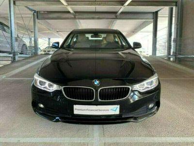 gebraucht BMW 418 Coupé Autom./Leder/Navi/Xenon/PDC