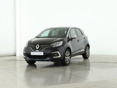 gebraucht Renault Captur 1.2 TCE 120 INITIALE PARIS AUTOMATIK SUV5