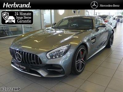 gebraucht Mercedes AMG GT C Coupé Pano Perf.-Sitze Kamera Sound