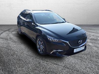 gebraucht Mazda 6 Kombi Benzin 6AG Sports-Line,Navi,PDC,SHZ