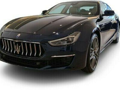 gebraucht Maserati Ghibli Ghibli SQ4 GranLusso MJ21 FAP-/Premium -/Winterpkt.