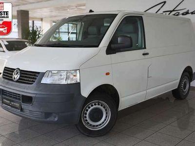 gebraucht VW Transporter T5Kasten 1.9 TDI AHK*KLIMA*FLÜGEL* Kasten