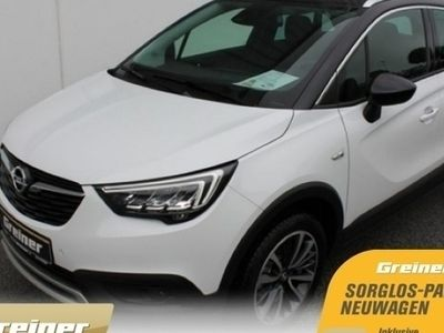 gebraucht Opel Crossland X 1.2 Innovation NAVI | KLIMAAUTO | SHZ
