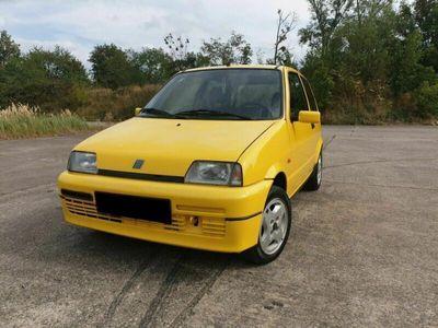 gebraucht Fiat Cinquecento Sporting TÜV 10/2020