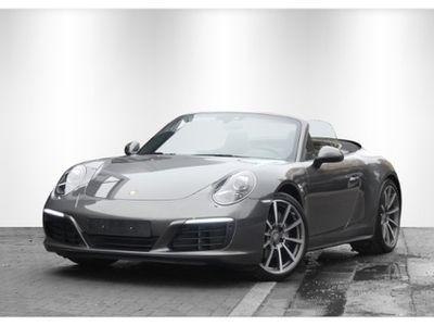 gebraucht Porsche 911 Carrera 4 Cabriolet 911 Carrera 4 Memoryückfahrkam